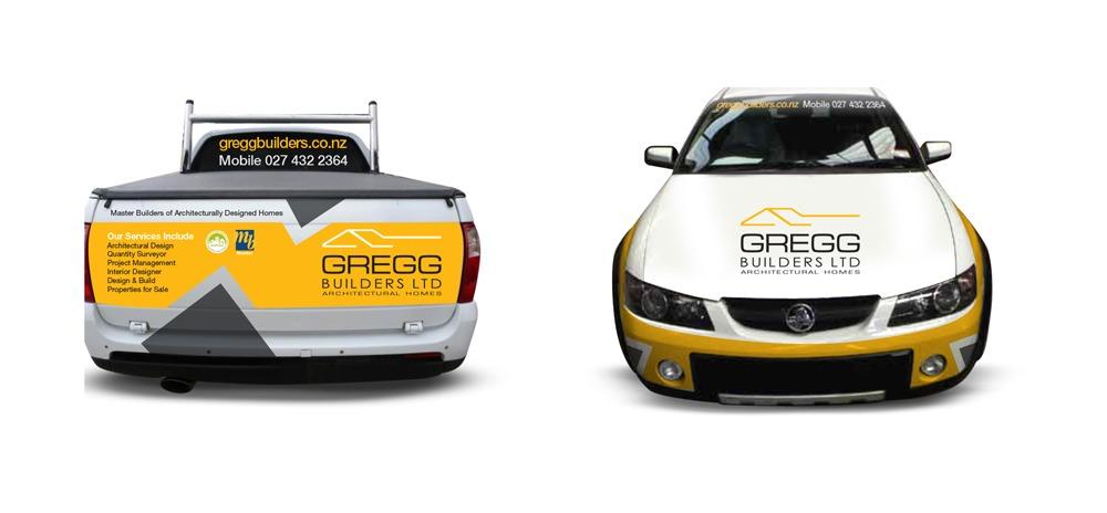 car signage design