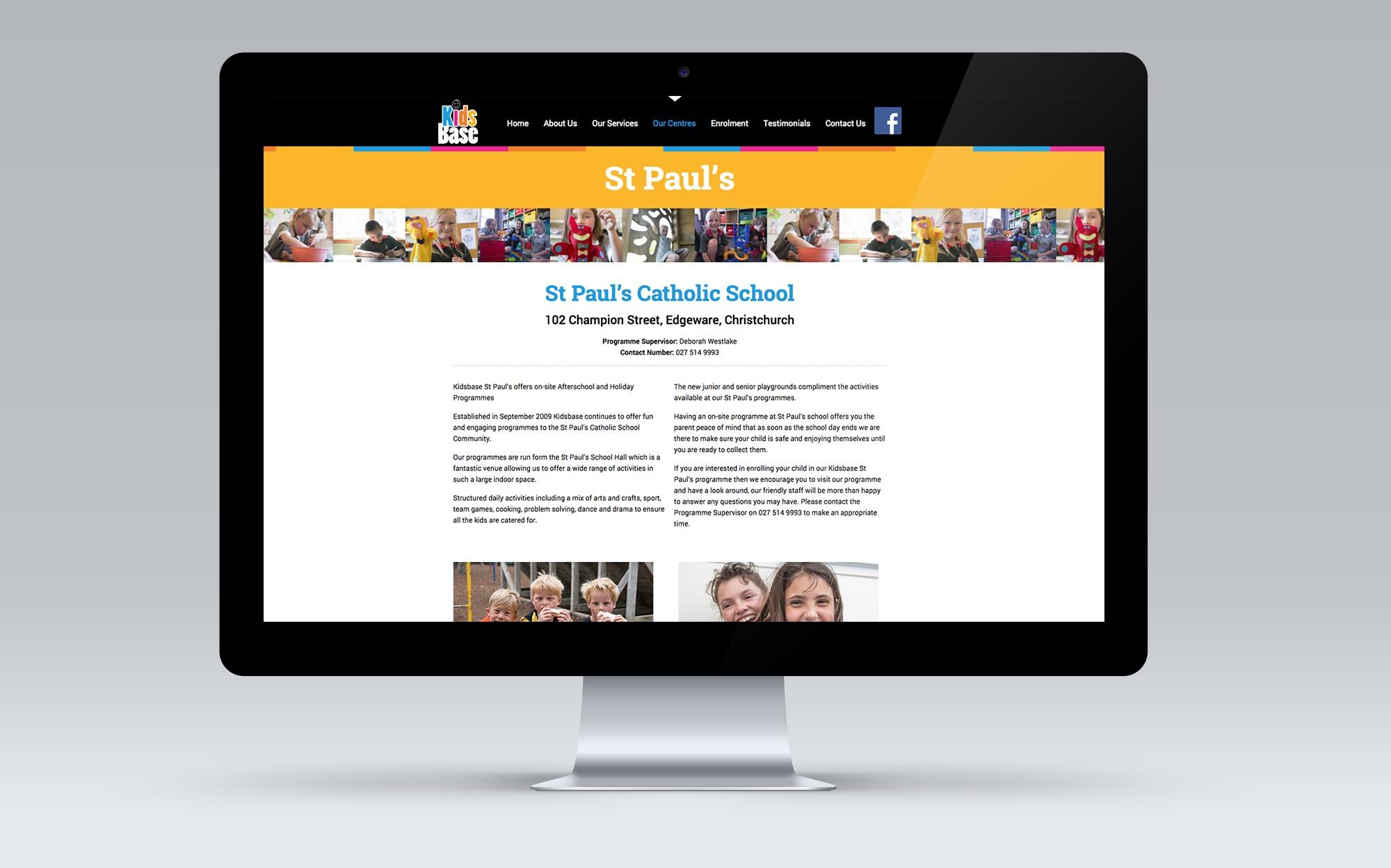 kids base website
