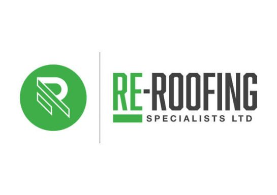 Re-Roofing Specialists Logo
