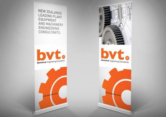 BVT Pull-up Banner
