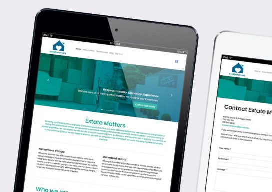 Estate Matters Website