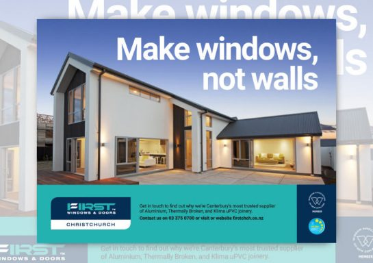 First Windows and Doors Adverts