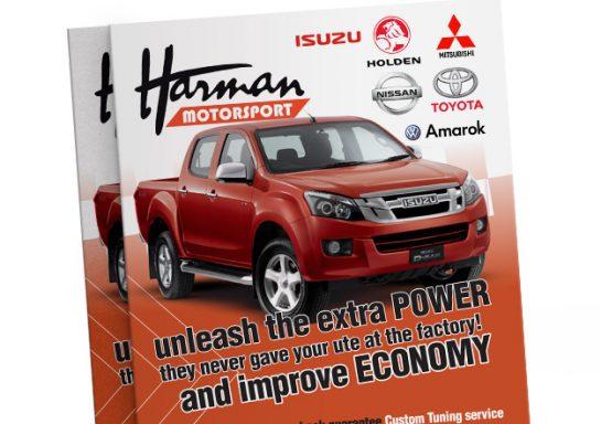Harman Motors Poster