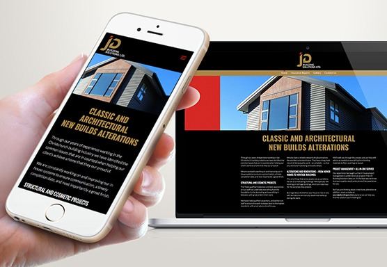 JD Building Website