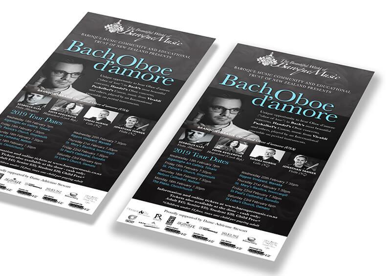 DLE Brochure Design Christchurch