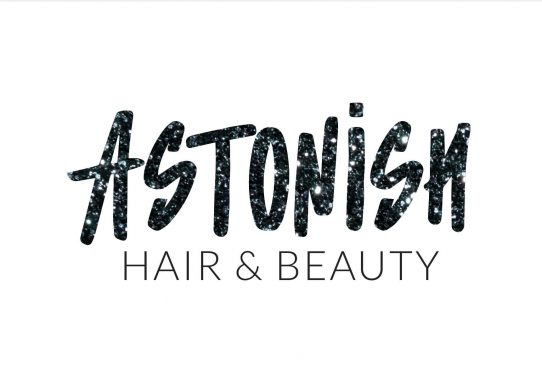 Astonish Hair and Beauty Logo