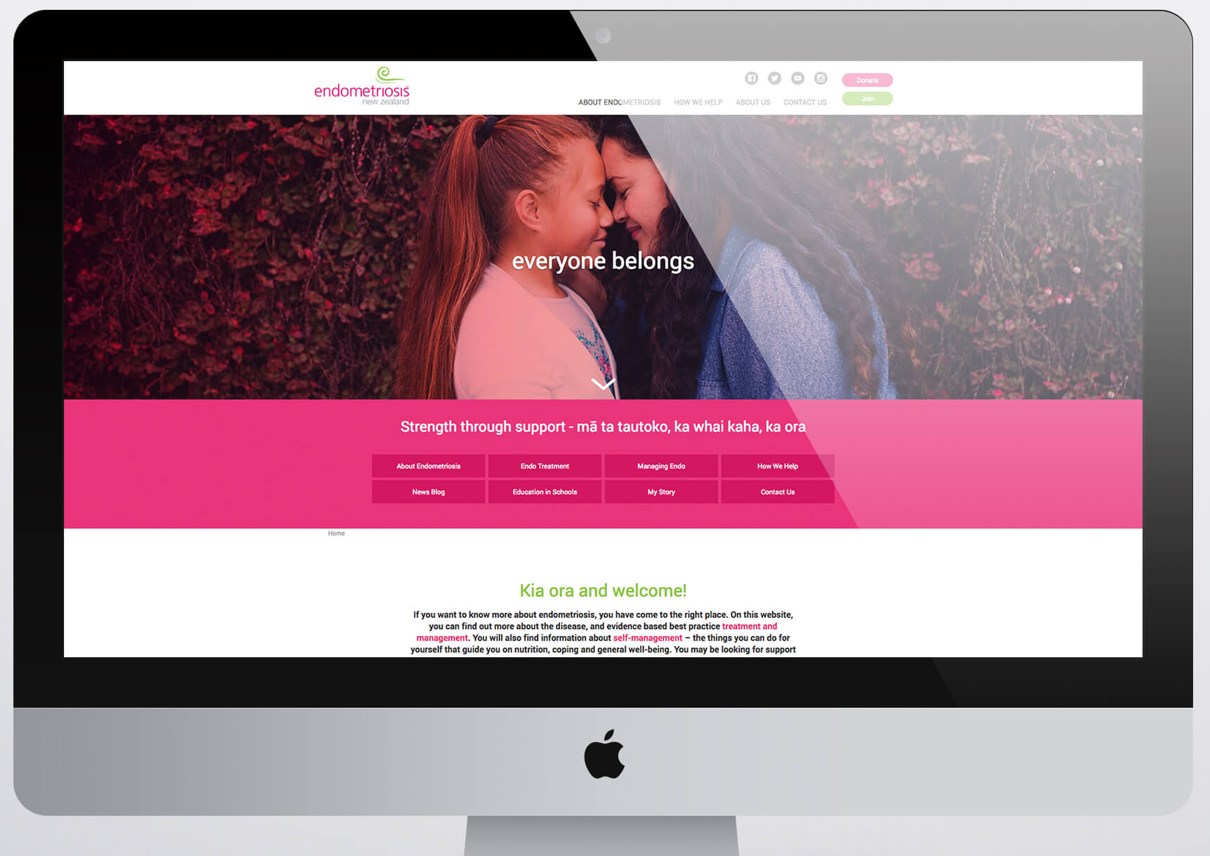 Endometriosis New Zealand - Website Designed and Developed by Pinnacle&Co. Ltd. Christchurch