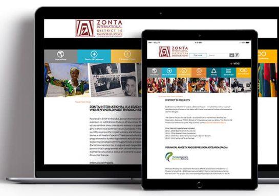 Zonta Website