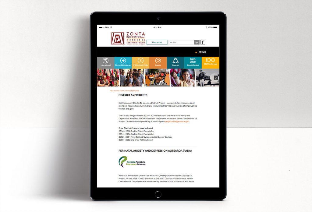 Website design Christchurch