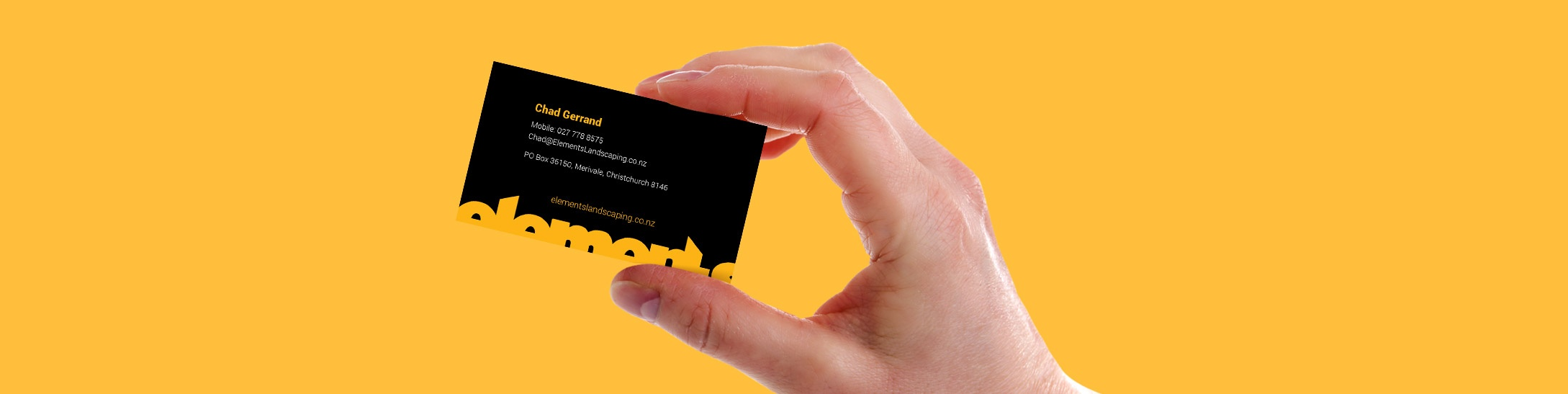 Business cards Christchurch