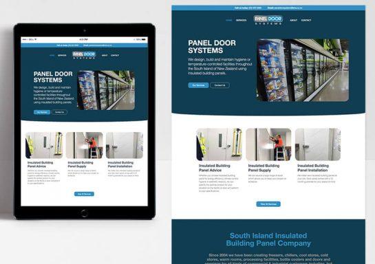 Panel Door Systems Website