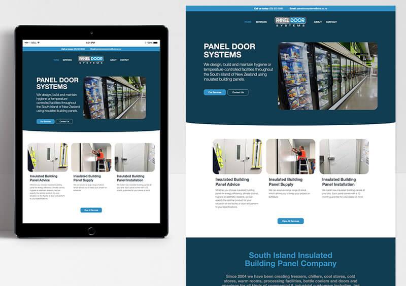 Website design Christchurchurch