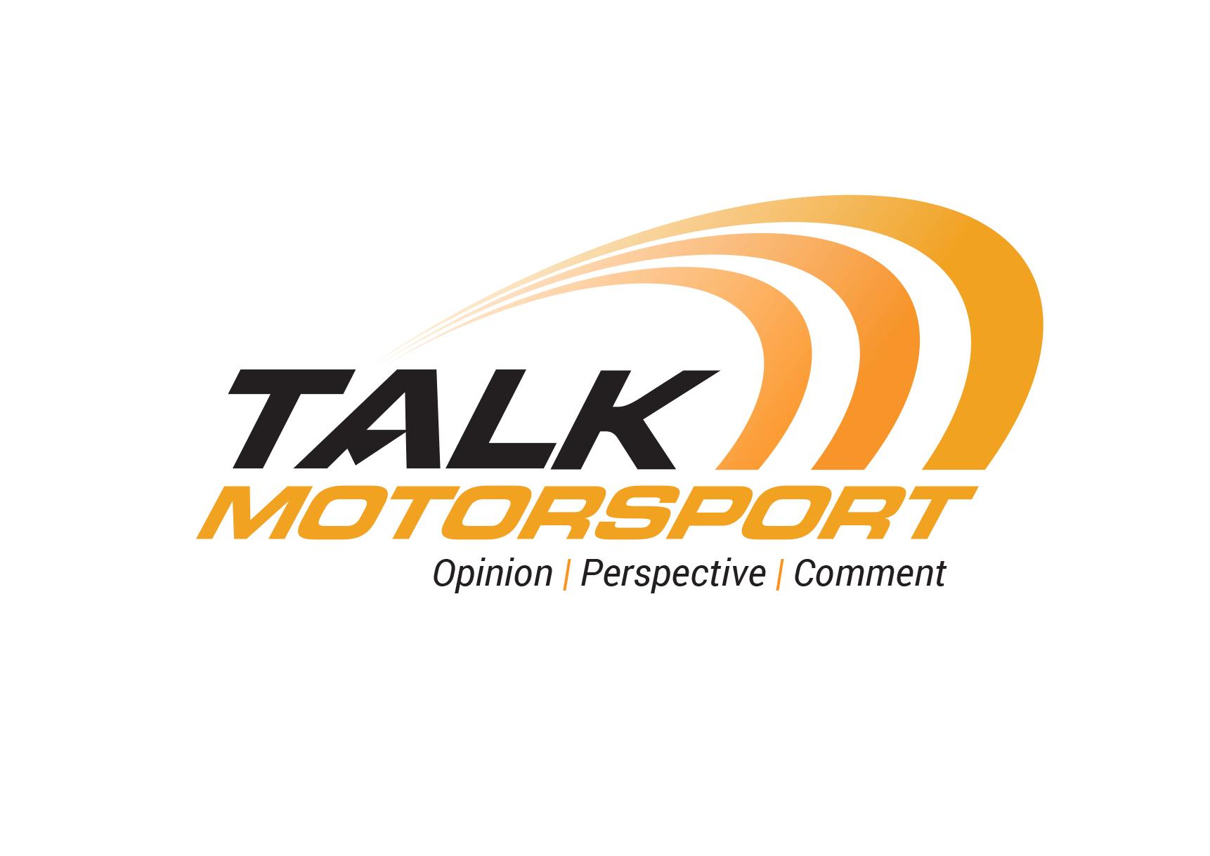 Talk Motorsport logo design - Pinnacle&Co. Christchurch