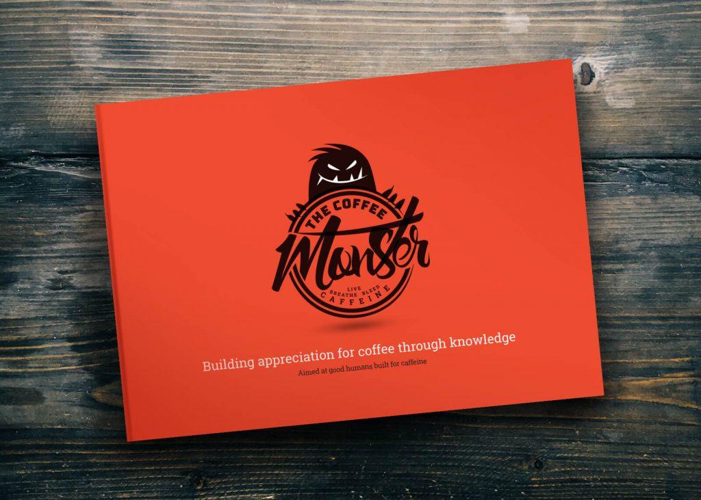 Pinnacle&Co. portfolio - The Coffee Monster
