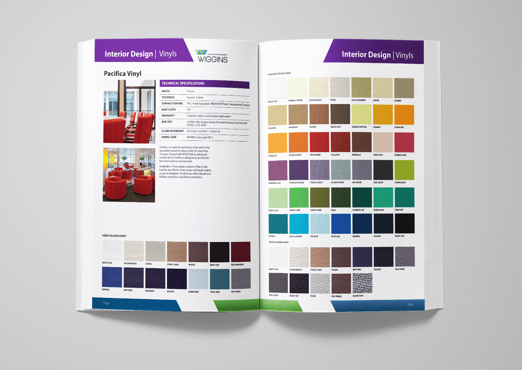 Catalogue design Christchurch
