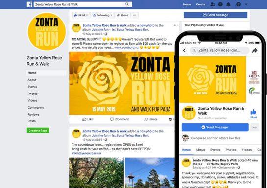 Zonta Yellow Rose Run and Walk for PADA