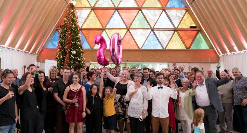Pinnacle&Co. 20th Birthday