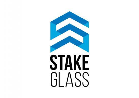 Stake Glass Logo