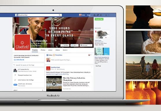 Gladfield Social Media