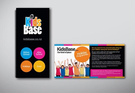 KidsBase Branding