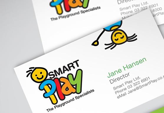 Smart Play Branding