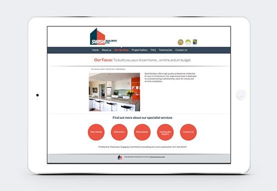 Swish Builders Online